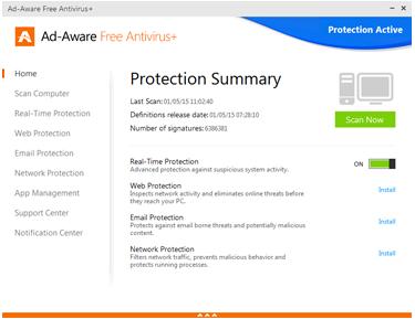 ad aware lavasoft free