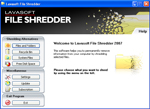 Screenshot - Lavasoft File Shredder